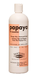 Papaya Pet Shampoo